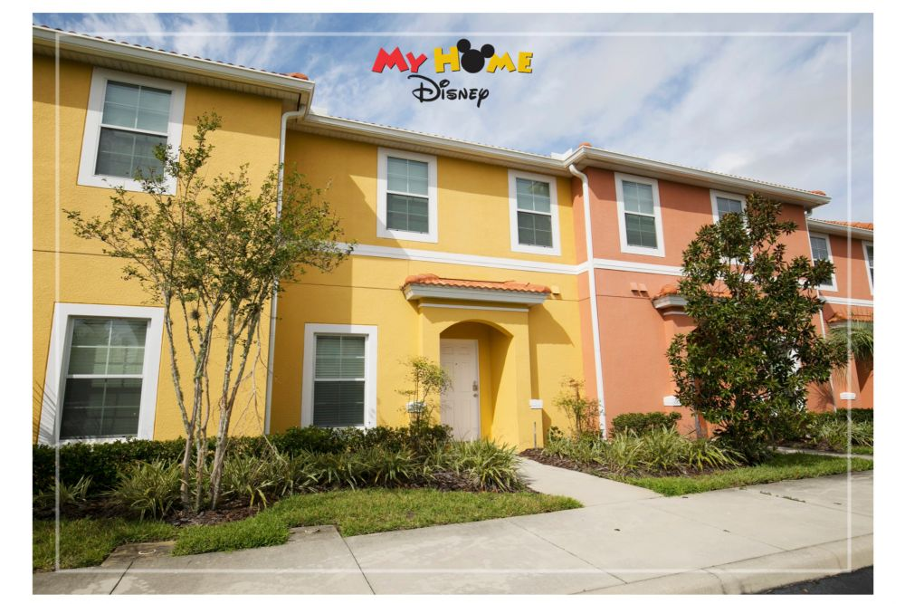 My Home Disney, Casa na Disney - As Casas