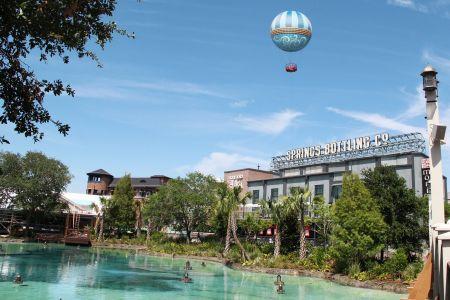 Descubra os restaurantes mais populares no Disney Springs